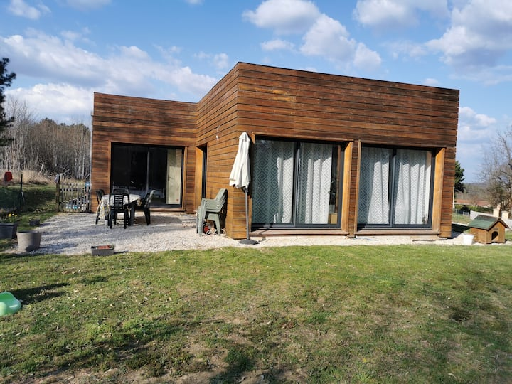 Maison moderne à 10 minutes de Sarlat