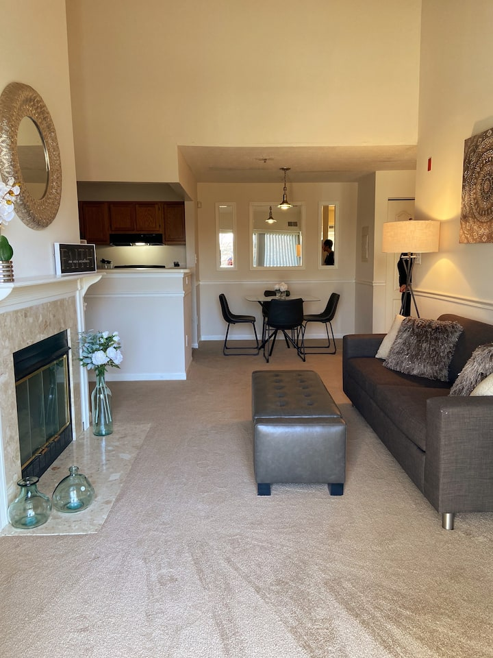 The Cozy Haven: Comfortable and Convenient