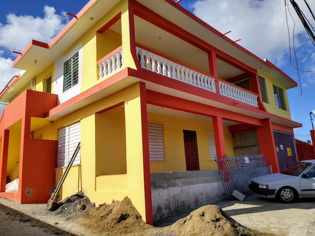 NEW TO RENT 25% OFF LUQUILLO BEACH 4 BDRM A/C Pool