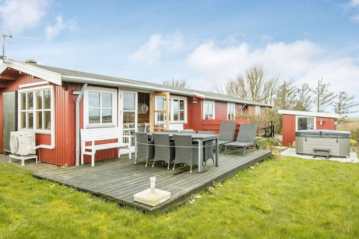 Gorgeous Holiday Home in Lemvig with Terrace