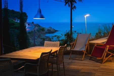 Beachfront Colera (Costa Brava) - Colera - Квартира