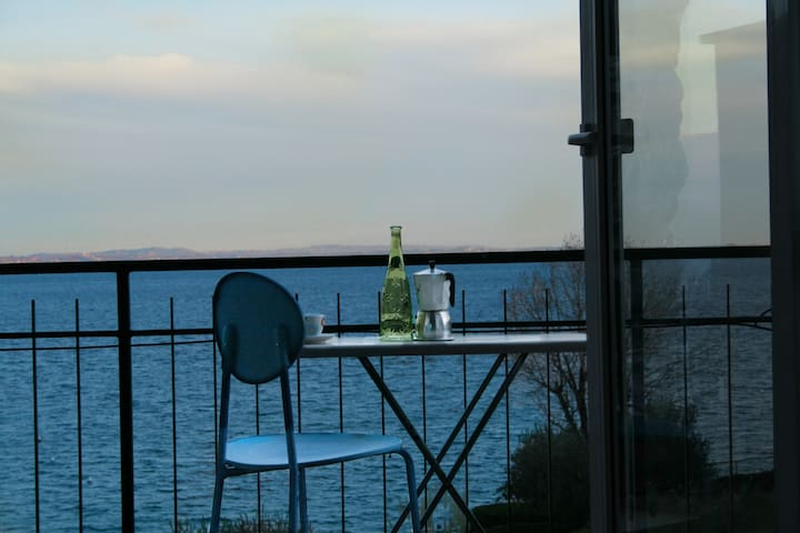 Flat on Lake Garda - Solarolo - Apartment