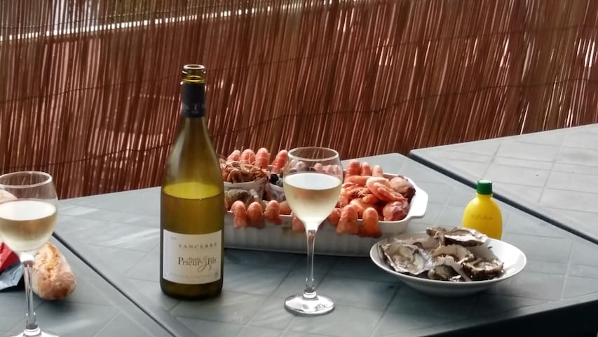Appartement avec terrasse - Saint-Brevin-les-Pins