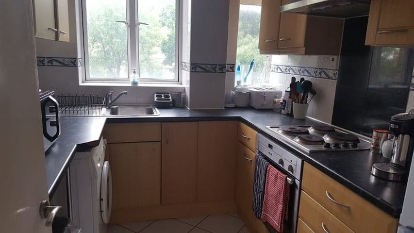 Great location, comfortable bed, friendly people!