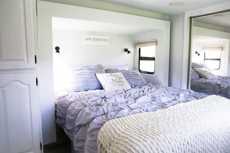 Black Hills Cozy Camper - home away from home!