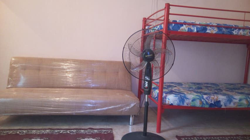 Additional sofa bed, a
