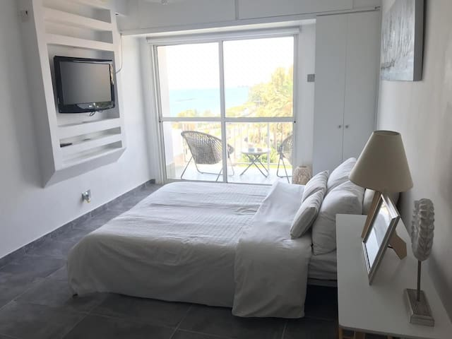 The Limassol Sea View Studio