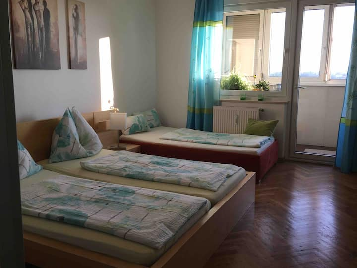Comfy appartment - ideal for FAMILY and BUSINESS.