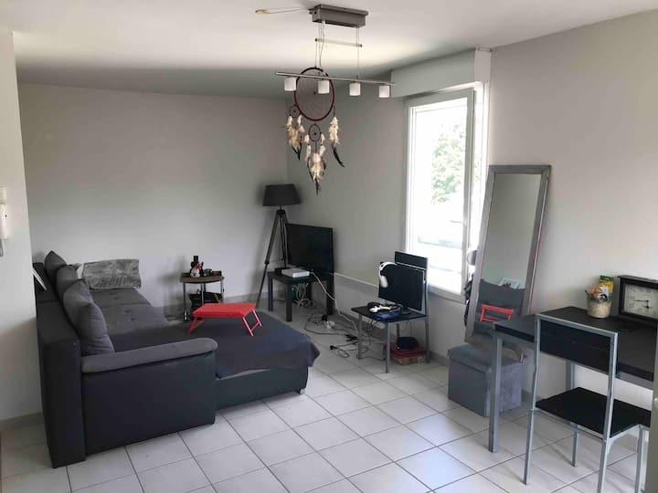 Appartement Cosy à 300m hyper centre d'Angoulême