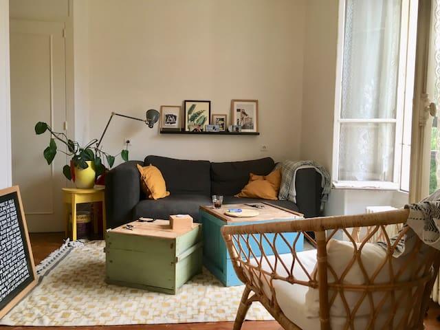 Charmant appartement - Centre Annecy - Proche lac