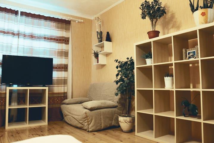 Уютные апартаменты - Smolensk - Appartement