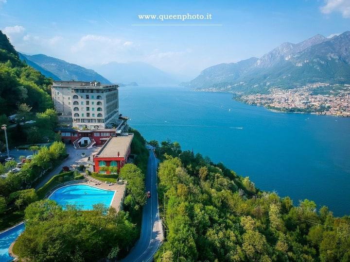 Appartamento sul lago Como 165