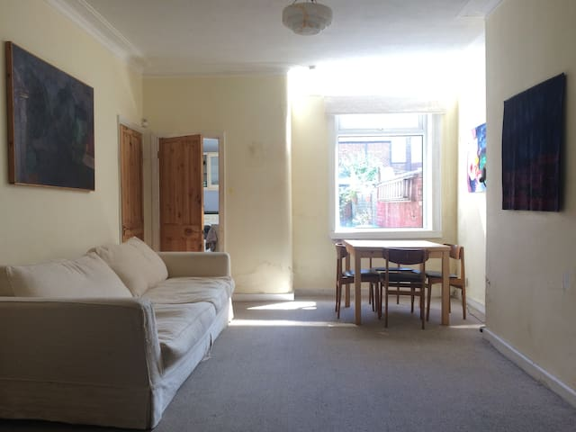 Private Double Bedroom, Levenshulme, Manchester
