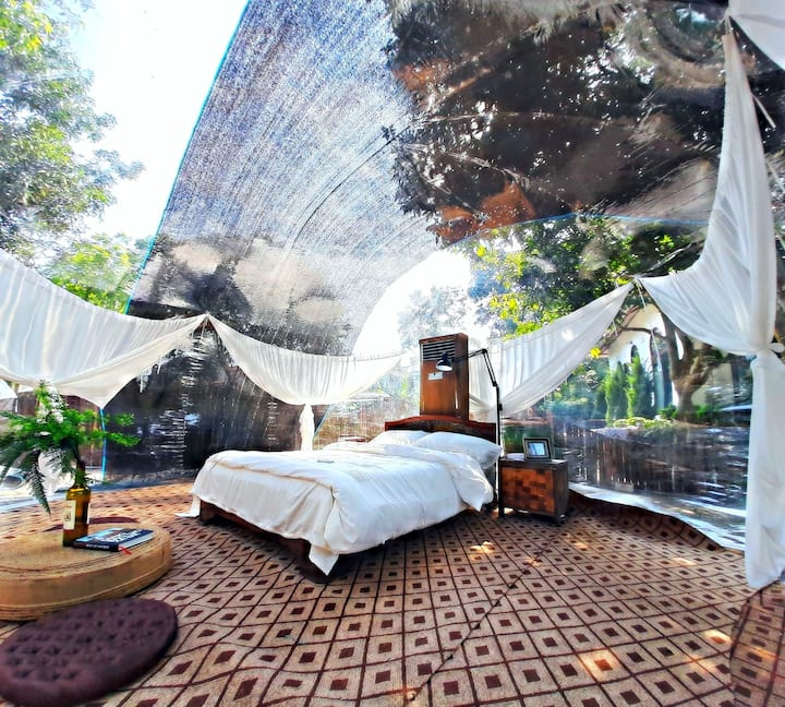 Special Bubble Villa in Soc Son Ha Noi
