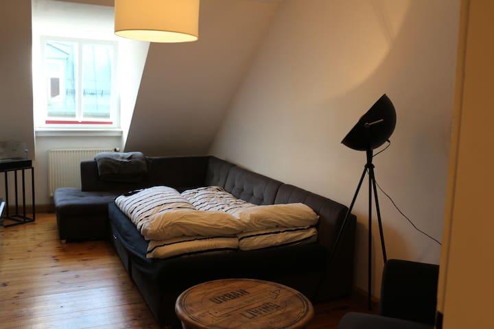 Privates Zimmer direkt am Gärtnerplatz