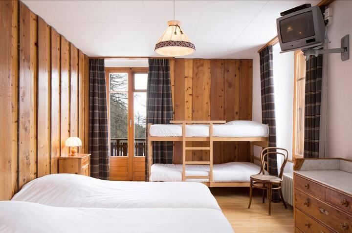 Grand Hôtel & Kurhaus  Familien & Freunde Zimmer