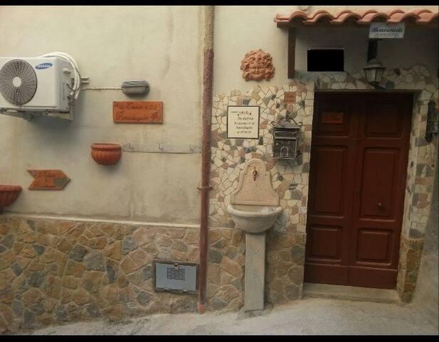 Casetta Roccadaspide - Cilento