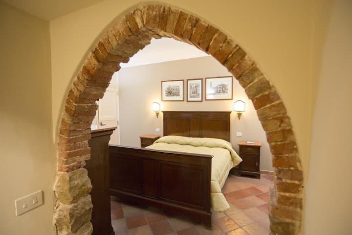 Palazzo Raho camera matrimoniale