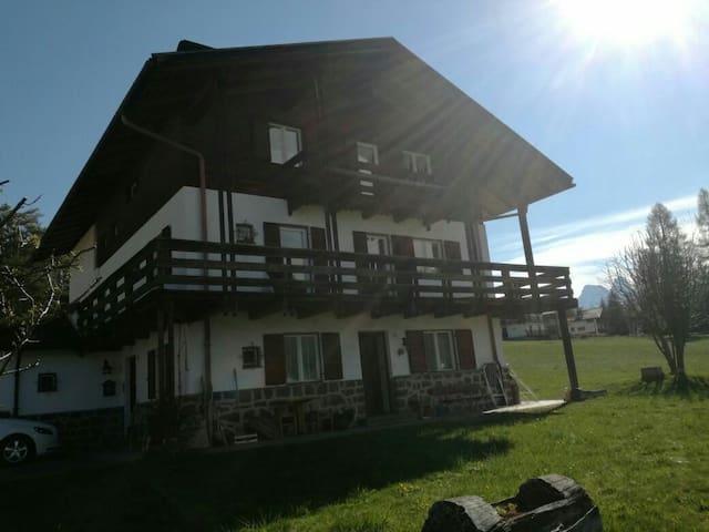 Casa Cuore - Bellamonte - Leilighet