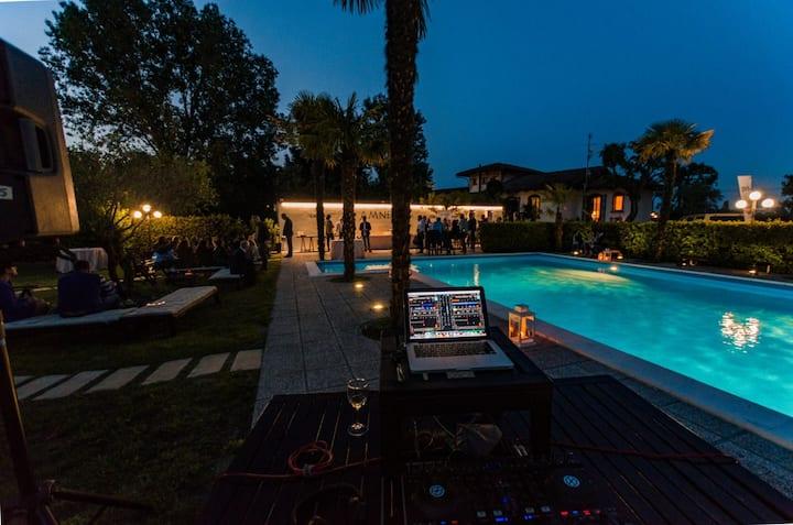 AMNESIA VILLAS - Luxury Villa - Pool