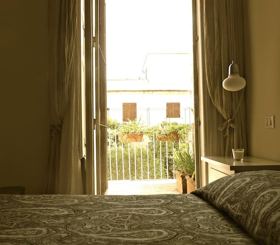 4 Balconi-Double room with private balcony