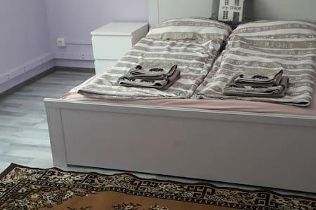 2 szobàs apartman teljesen berendezve