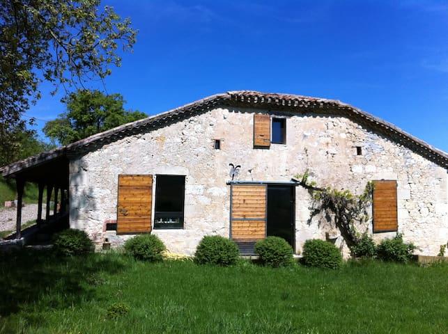 Maison de campagne Gersoise - Marsac - Casa
