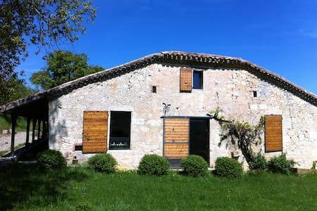 Maison de campagne Gersoise - Marsac - House