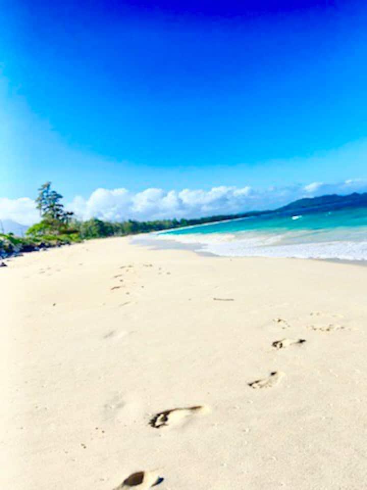 Hawaiian Hideaway Very Clean, 2 blocks from beach