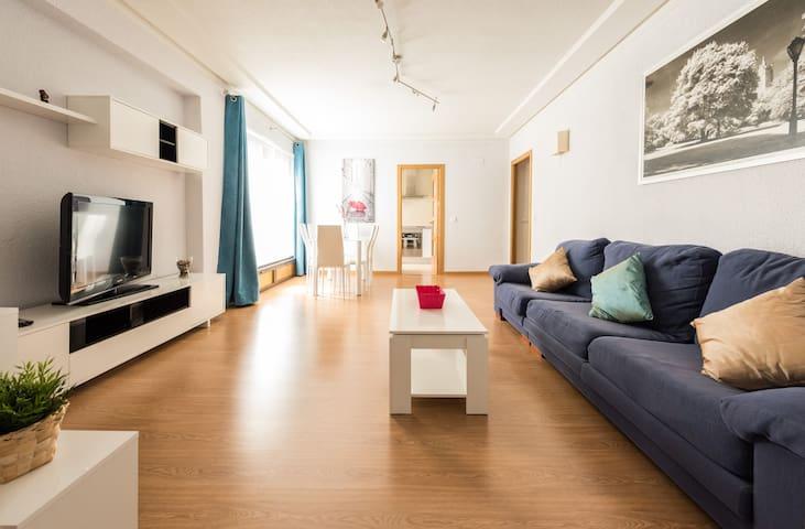Amplio piso en Avenida de America - Madrid - House