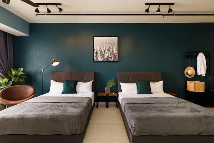 Hotel-Like Studio,Tamarind Suites Cyberjaya
