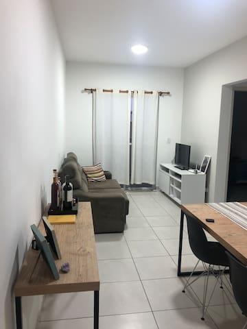 Confortável apartamento em Boituva - Novo