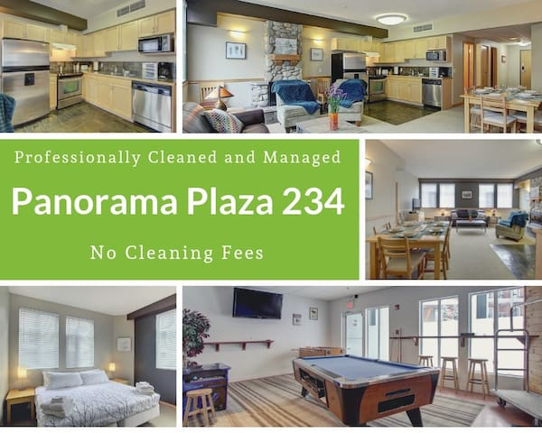 Rockies Rentals: Central 3 Bedroom Condo with Spa