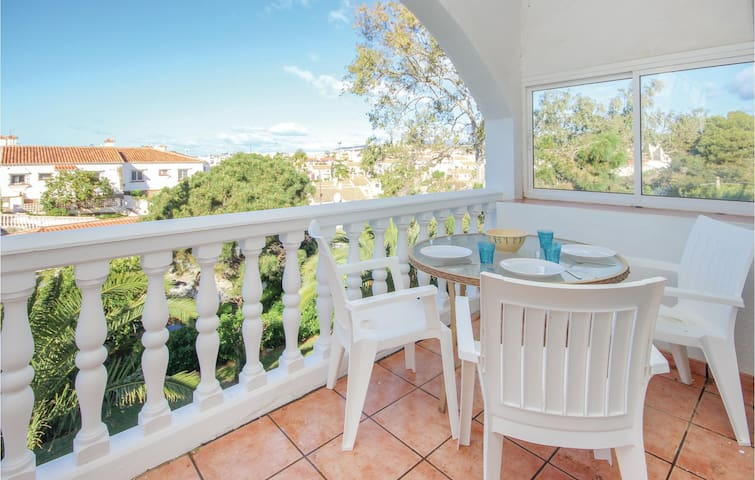 Holiday apartment with 2 bedrooms on 45m² in Málaga