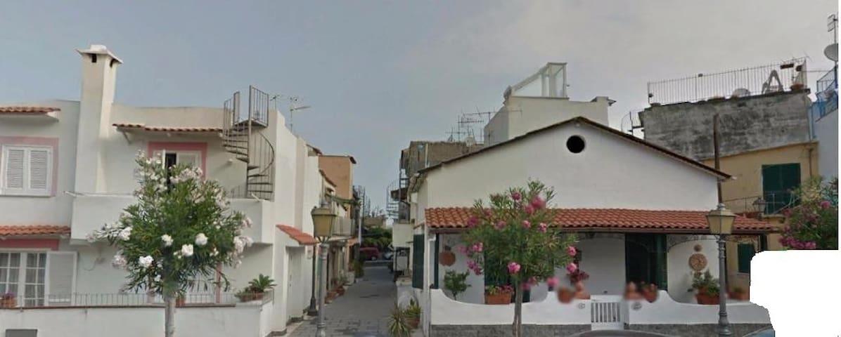 Graziosa casetta in Casamicciola T. vicino al mare - Casamicciola Terme - Wohnung