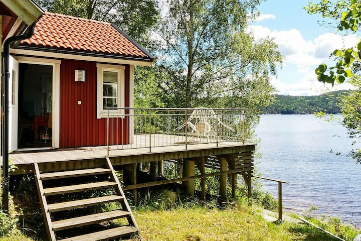 4 person holiday home in BULLAREN