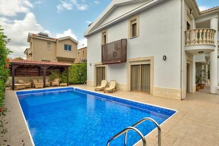 Villa Atlantida - Agios Athanasios - Rumah