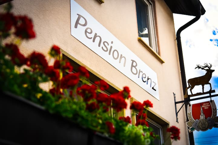 Pension Brenz