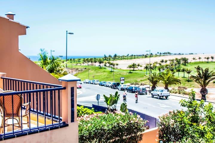 Cozy duplex with view near beach and golf - San Bartolomé de Tirajana - House