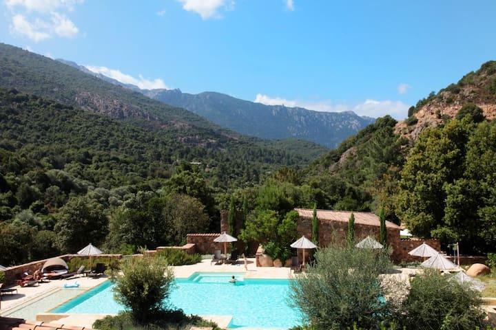 Domaine Codaleone-Villas 2 Chambres -4/5pers