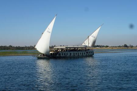 Dahabiya Dream Luxury Nile Cruise - Kapal