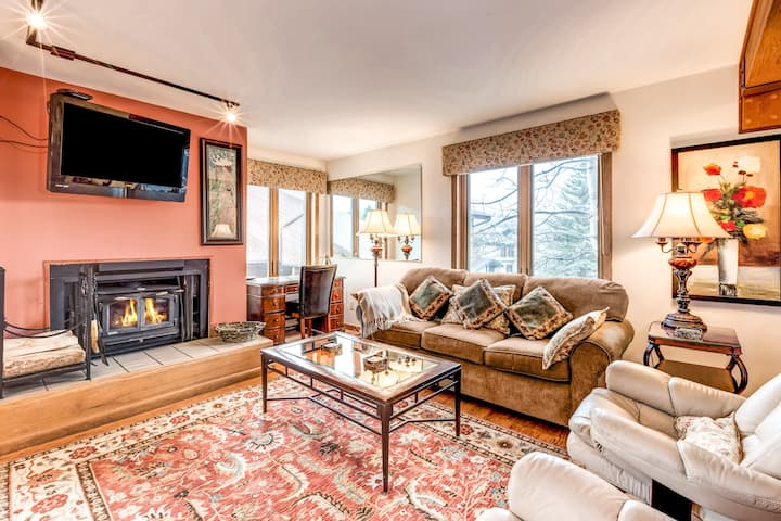 Stylish Steamboat Springs Condo