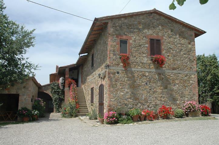 Agriturismo Poggio al Vento - Castiglione d'Orcia - Apartment