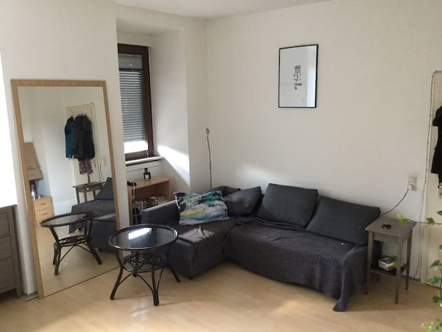 Cozy room in shared flat, good located