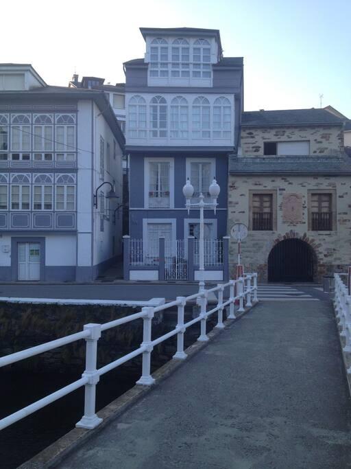Exterior casa