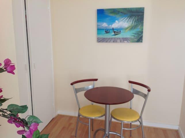 Studio Plein centre à Morlaix - Morlaix - Byt
