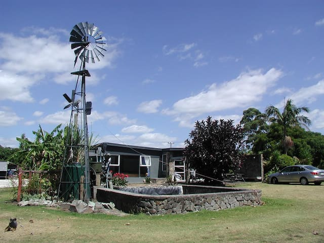 The Rockhouse Accommodation - Lake Ohia - Hus