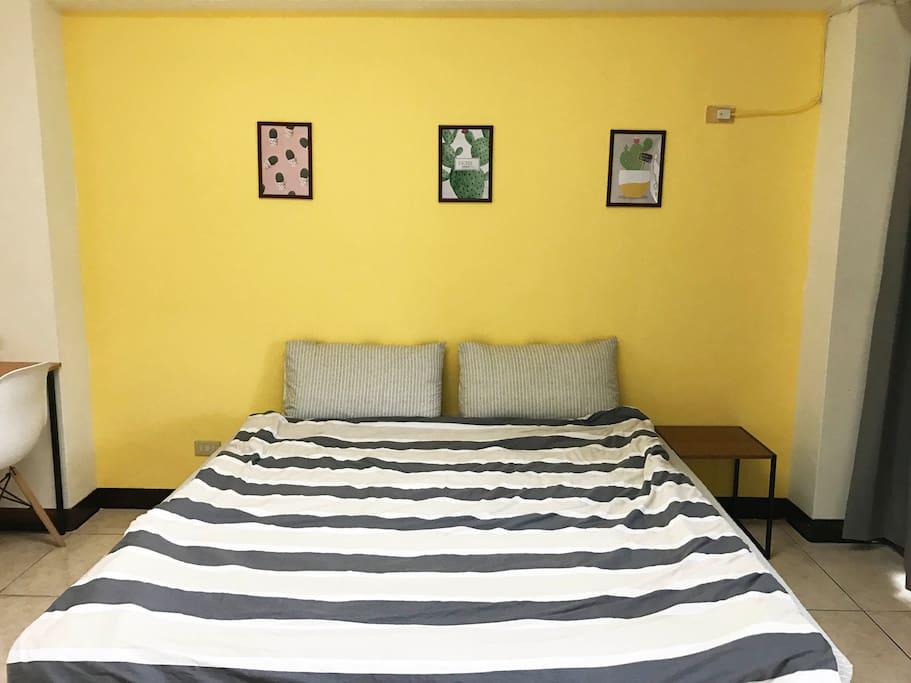 全新獨立筒床墊及五星級飯店專用枕