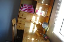 Do you still need to finish your work? or check emails? You can finish with a good size wooden desk.
