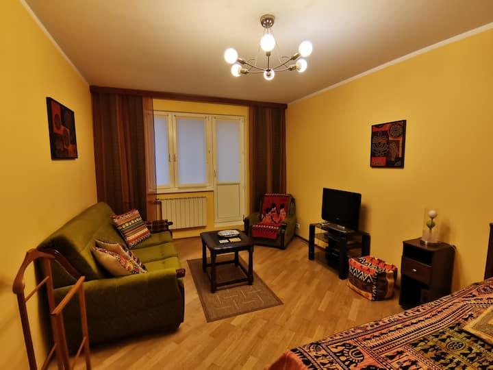 Cosy flat  Krylatskoe